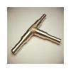 Штуцер тройник, для соединения шлангов диаметра 6 - 9 мм